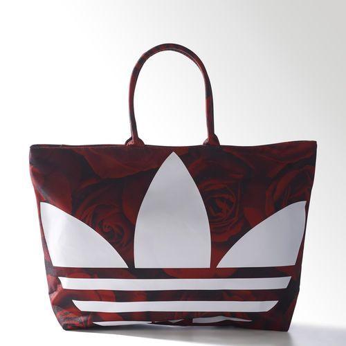 adidas - Mochila Originals Beach Shopper Red Clash Mujer ...