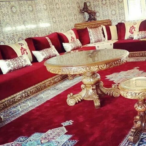 Marocainnement Chic On Instagram Perfecto Salon Livingroom Inlove Typically From Morocco Loveit Luxury Morocco Decor Moroccan Living Room Home Decor