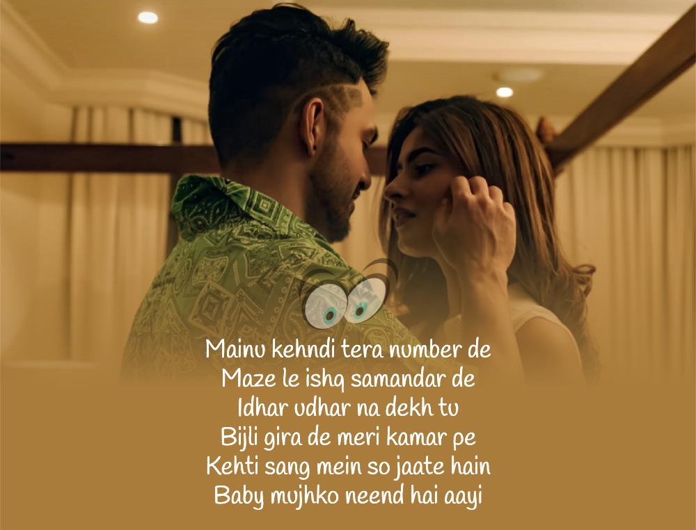 Kanta Bai Lyrics Tony Kakkar Has Sung And Written The