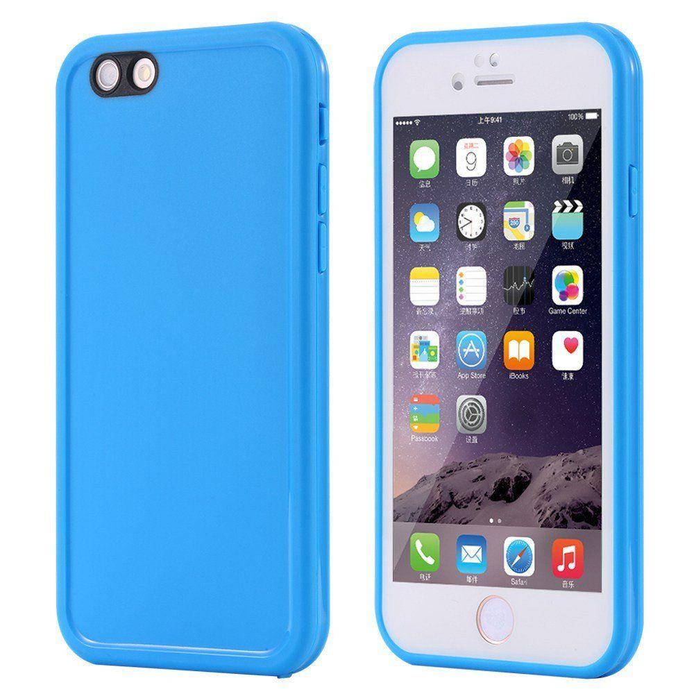 Waterproof & Dustproof iPhone 5/5s 6/6s 6Plus Case - Beach/Swimming
