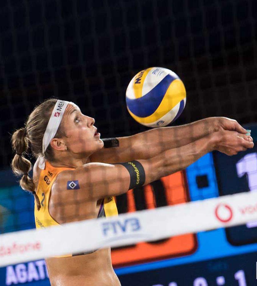 Beach Volleyball Top Sport Beachvolleybal