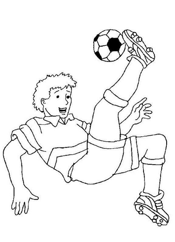 Fussball Kids Ausmalbildertv Ausmalbilder Ausmalen Malvorlagen Fur Jungen