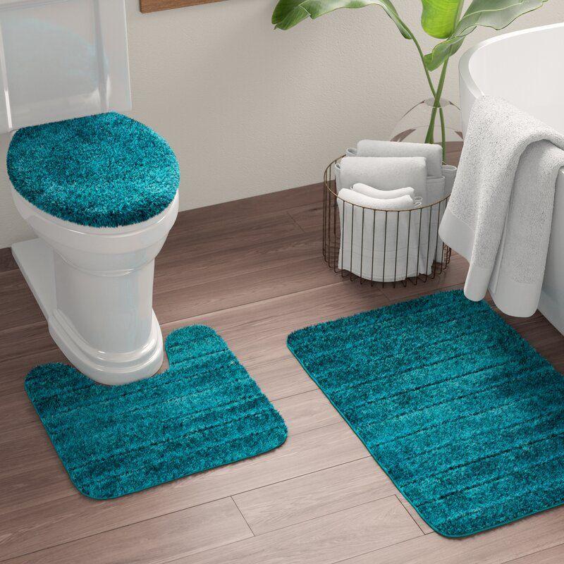 Brockley Bath Rug Set Bathroom Rug Sets Rug Sets Bath Rugs Sets