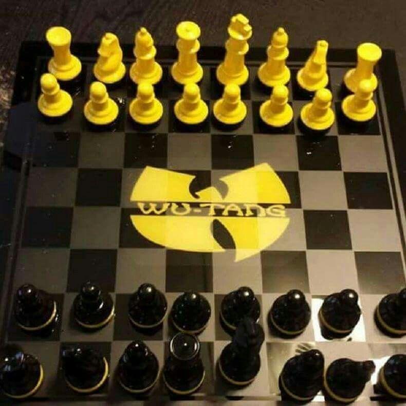 Wutang Clan. Da Mystery of Chessboxin in 2019 Wu tang