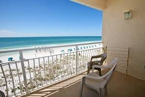 Crystal Sands 302a Destin Wyndham Vacation Rentals Crystal Sands 302a View Rental Property Cottage Style Beach Chair Umbrella