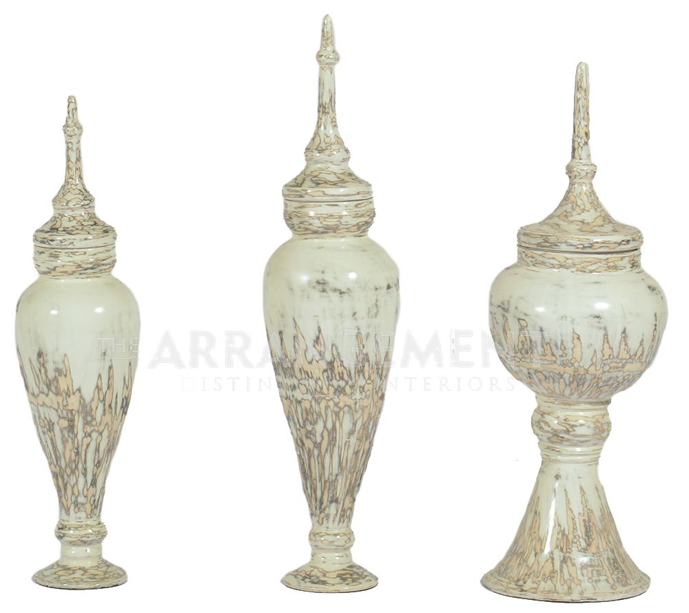 """Decorative Urns Vases Fascinating Provence Tall Urn Pottery Standing A Grand 3946"""" Tall These Design Ideas"""