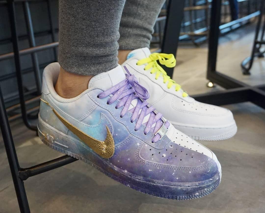 Finally got to rock my personal Nike