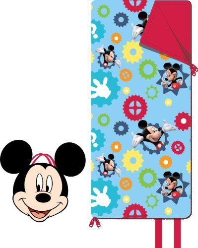 Disney Mm Mickey Pillow On The Go By Idea Nuova La 24