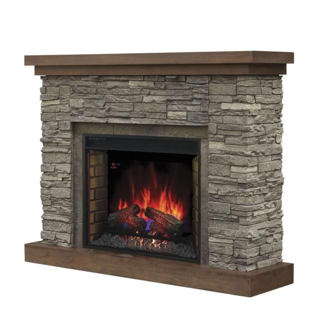 Enhance Your Living Space With Amazing Lowes Fireplace Tv Stand 67