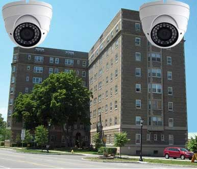 The Best Cctv System For Apartment Building Security Surveillance Camera Solutions