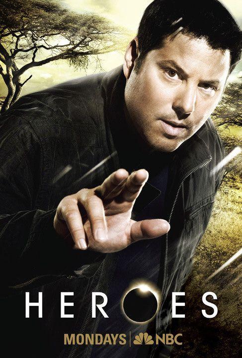 HEROES   season 3   #nbc   2008   Greg Grunberg