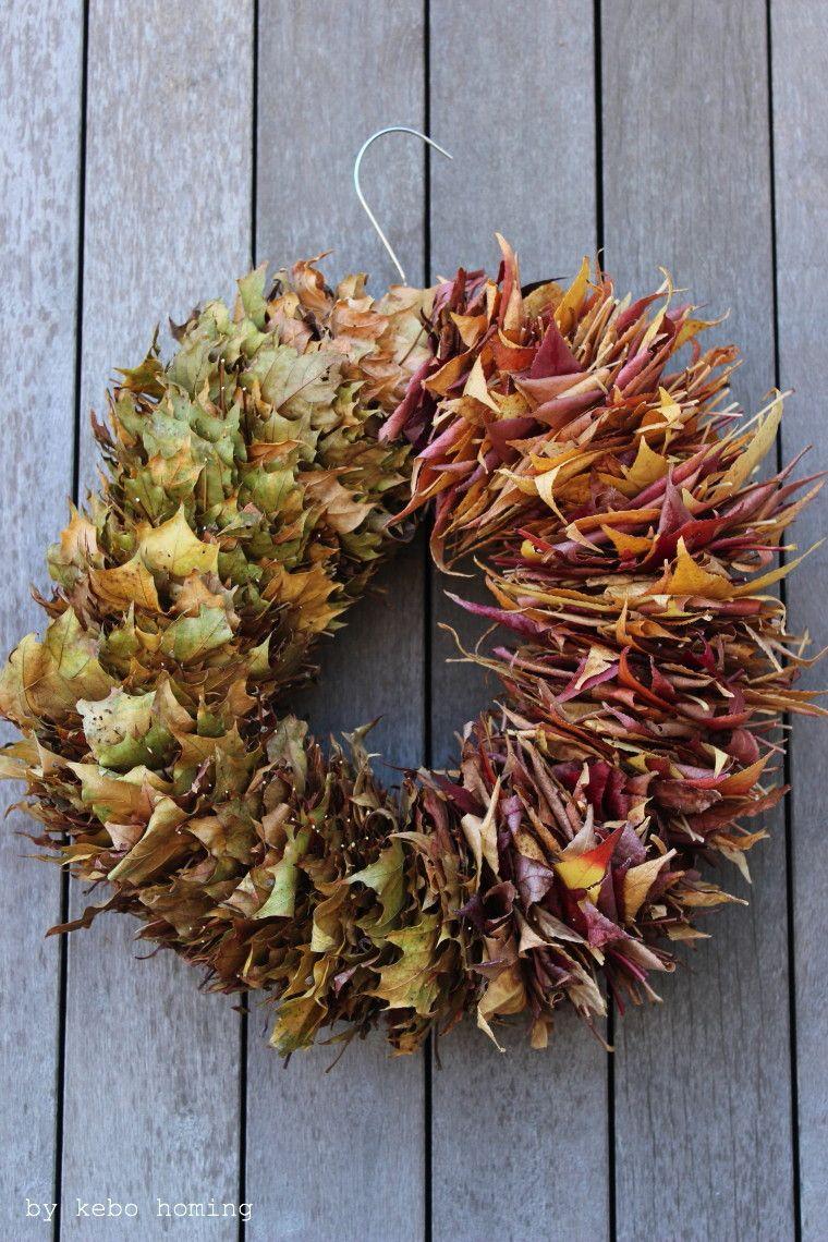 Kreativ Am Dienstag Die Farben Des Herbstes Eingefangen In