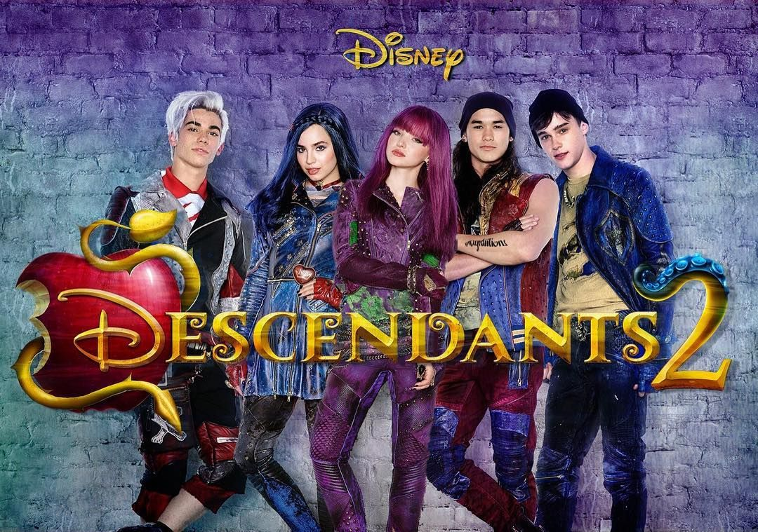 See This Instagram Photo By Descendants2015 16 7k Likes Fotos De Los Descendientes Descendientes 2 Descendientes