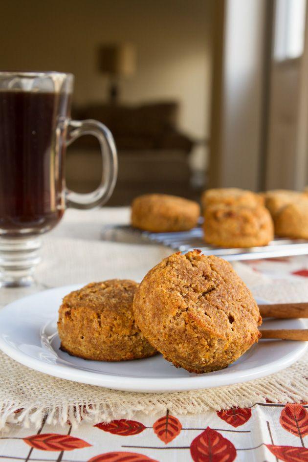 Pumpkin Spice Muffin Mounds (Gluten-free & Paleo)