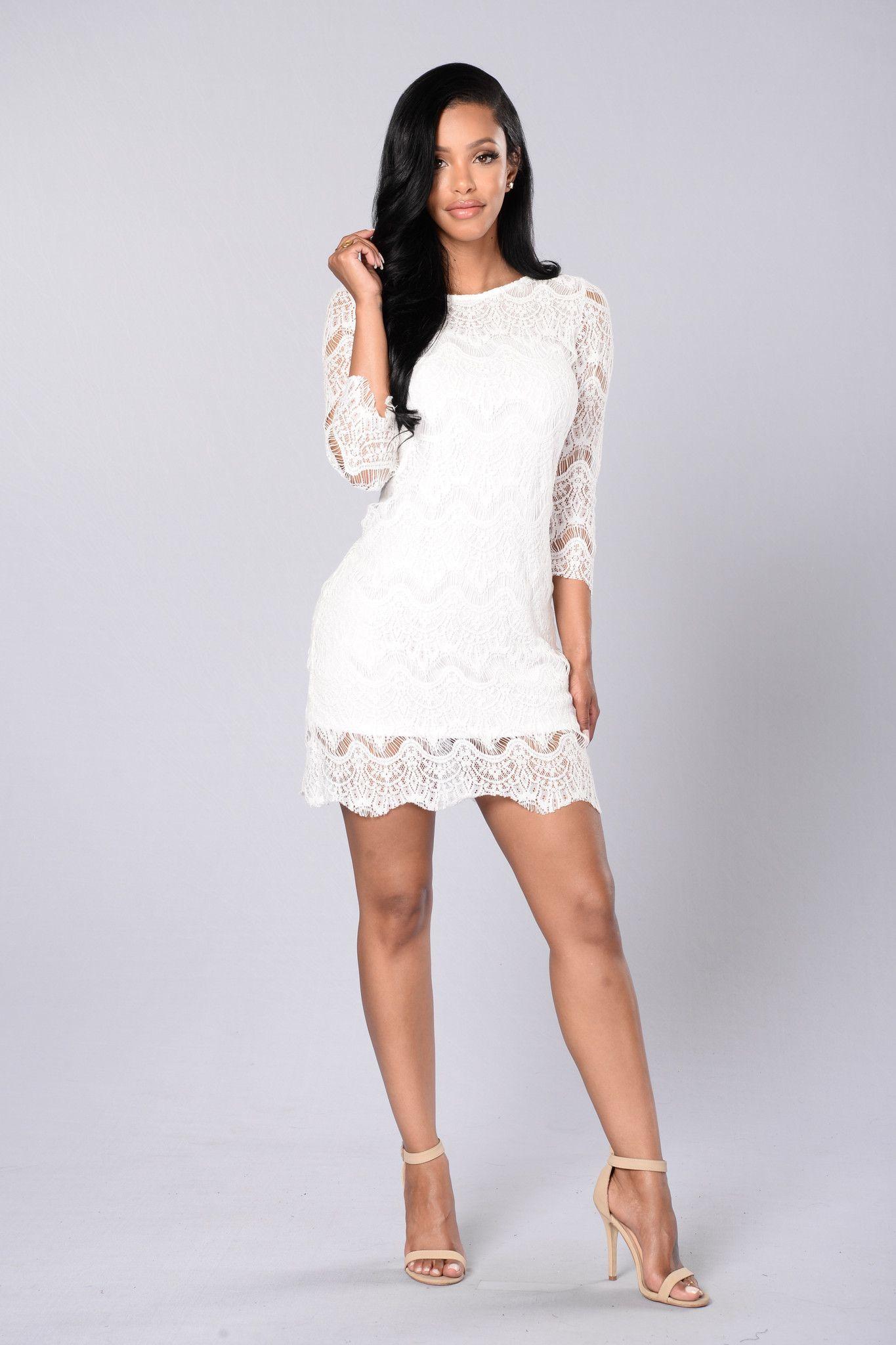 Flirt Dress - White | Schöne kleine mädchen, Kleine mädchen und Mädchen