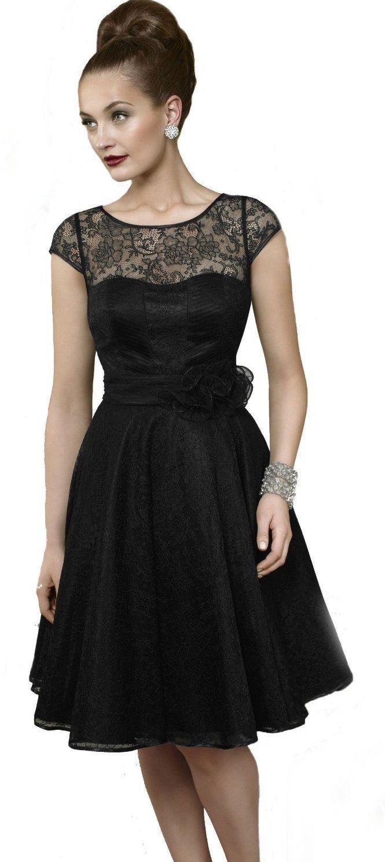 c444c4ccb 35 Modelos de Vestidos Vintage que você vai amar!