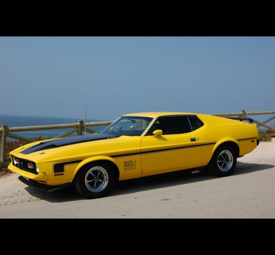 Mach 1 Mustang #Cars #Speed #HotRod Low Storage Rates and Great Move-In Specials…