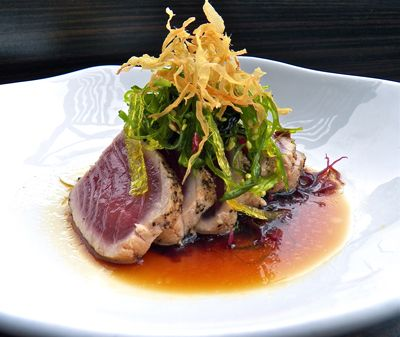 I'm a sucker for Ahi Tuna Tataki! This dish is healthy, flavorful, and better yet it is really ...