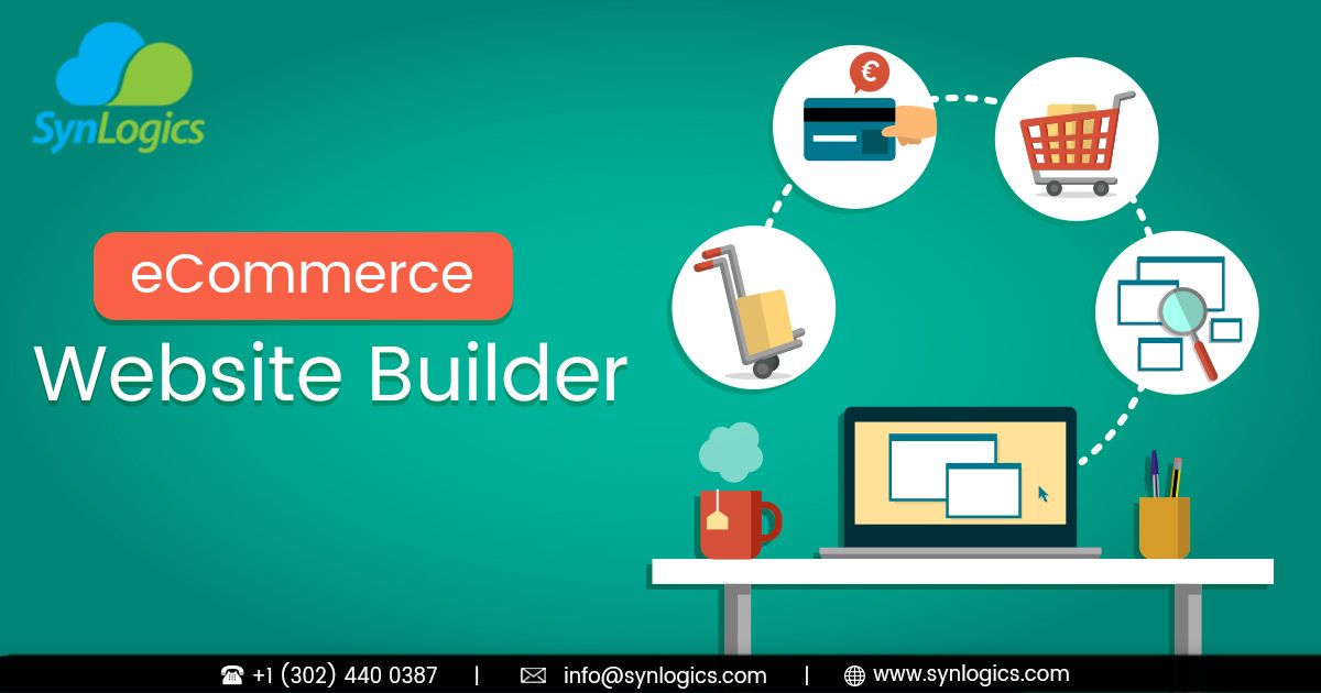 SynLogics is a leading eCommerce development company offers