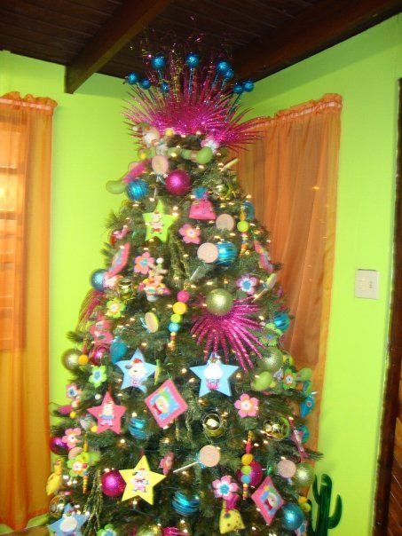 traditional puerto rican christmas decoration puerto rico christmas tree - Puerto Rico Christmas Traditions