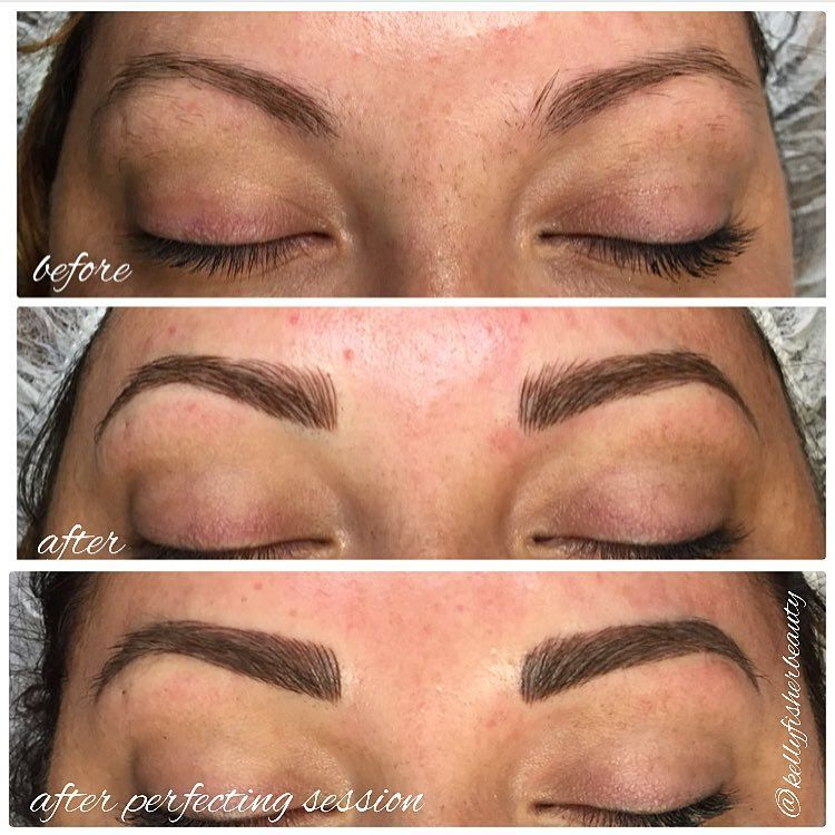 Before Microblading, After Microblading, After Perfecting Session �� #browsonfleek #lush35 #lush35salon #microblading #browdesign #browdesigninternational #permanentmakeup #brows #eyebrows #eyebrowshaping #browartist #beauty #cosmetology #slay #behindthechair_com #catonsville #semipermanentmakeup #micropigmentation #eyebrowembroidery #browresurrection #featherbrows #microstroking #3Dhairstrokes #HDbrows #micropigmentation #browart #baltimoresalon #browdesignbaltimore #microbladingbaltimore…