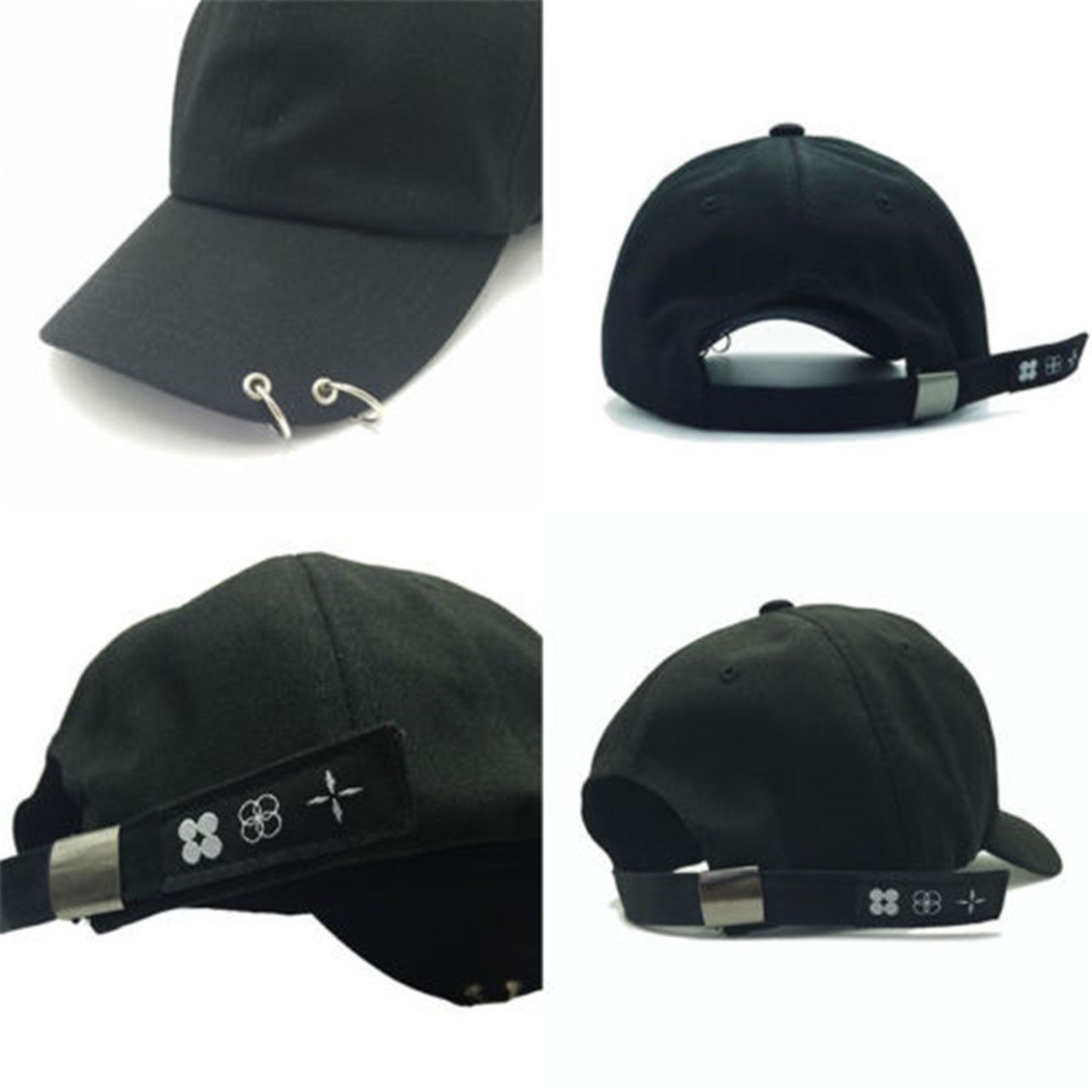c363b64e274 Kpop Bts Live The Wings Tour Hat Bangtan Boys Ring Baseball Cap Adjustable  Ce