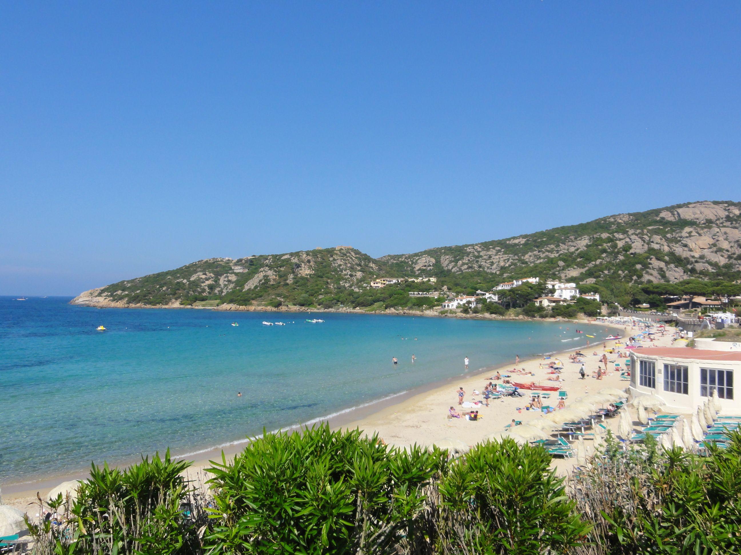 Baja Sardinia Sardegna Italia Sardegna E Viaggi