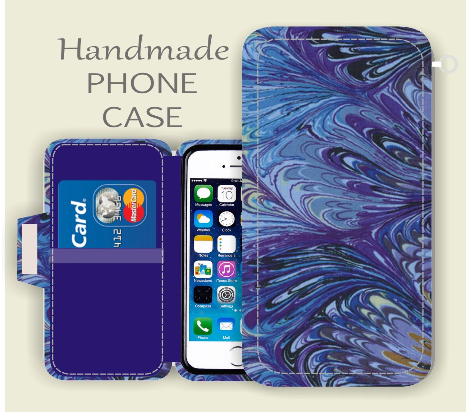 Royal Blue galaxy s6 edge plus Phone Case iPhone 6 Plus iPhone 6 S3 iPhone 6 Samsung Galaxy S5 Samsung Galaxy S6 by superpowerscases on Etsy