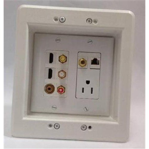 Surprising 110 Ac Outlet And Hdmi Wall Plate In Addition 20 Outlet Wiring Wiring Database Gramgelartorg