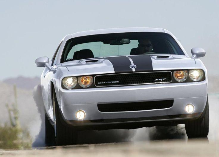 2009 Dodge Challenger Srt8 Silver Cars I Like Pinterest