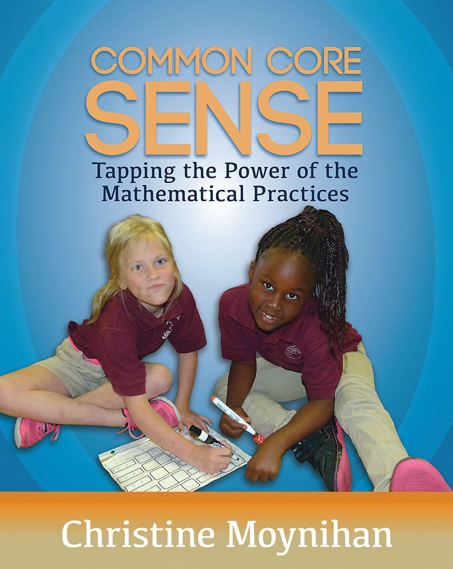 Common Core Sense | Stenhouse Publishers | Books for school ...