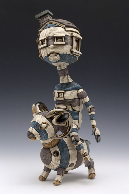 Calvin Ma forCeramATTACK at Duane Reed Gallery.Brand new...