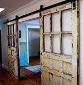 Image result for wooden door on rails – Image result …