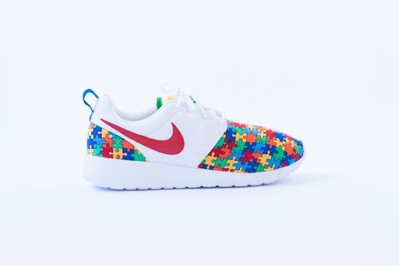 Autism Awareness Custom Nike Shoes handmade edition available in all sizes b8b4a0242