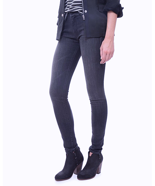 MOTHER HIGH WAISTED LOOKER WILD BLUE YONDER JEANS'. #mother #cloth #jeans