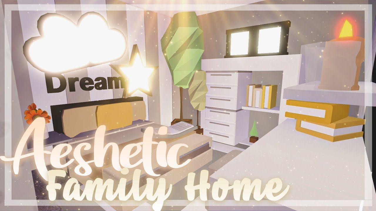 Adopt Me Bedroom Ideas Aesthetic Design Corral