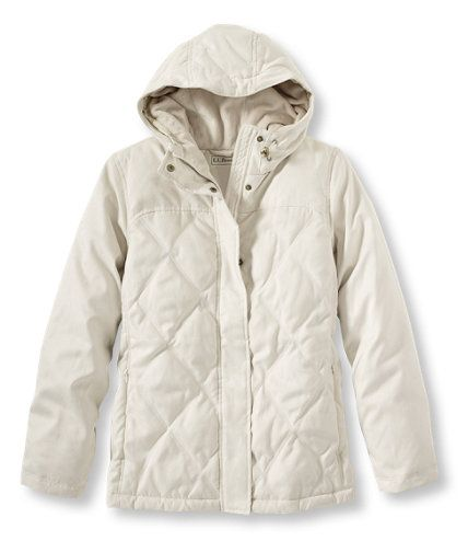 Microsuede Down Jacket: Winter Jackets | Free Shipping at L.L.Bean