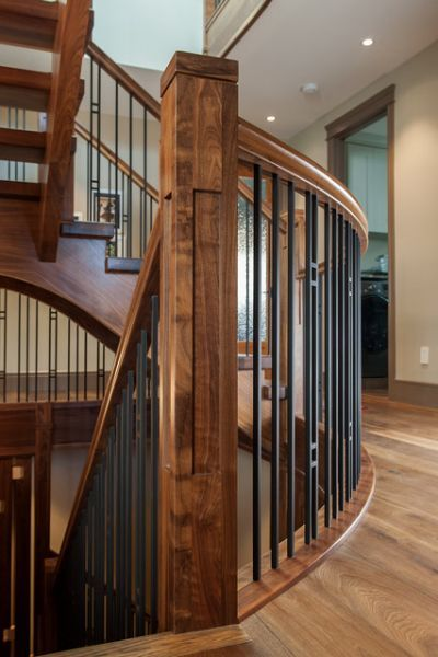 Etonnant Developing A Strong Sense Of Style For Your Home Is Equal Parts Art And  Science, And Your Stair Railing Is No Exception. As Master Stair Builders,  ...