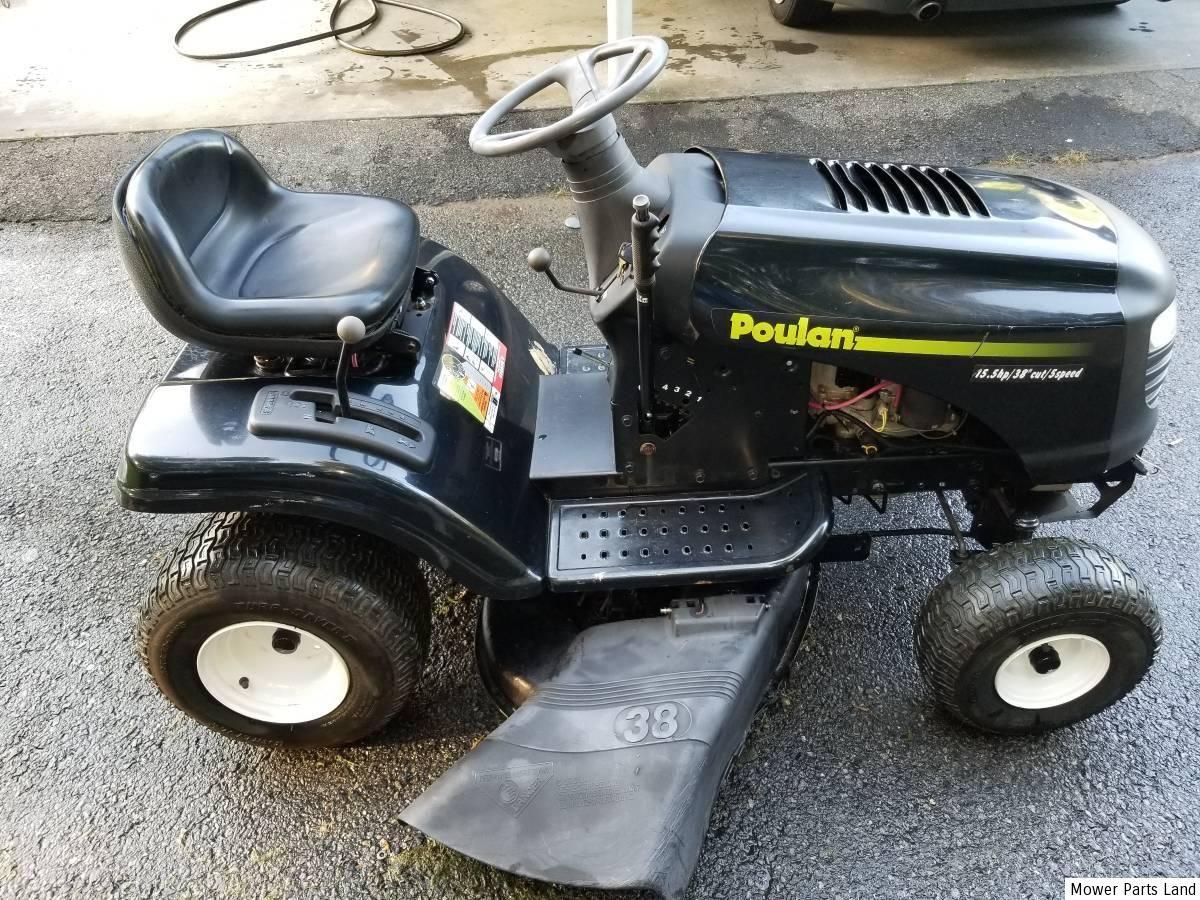 Replaces Poulan Po1538lt Riding Lawn Mower Carburetor Mower Parts Land Lawn Mower Riding Lawn Mowers Carburetor