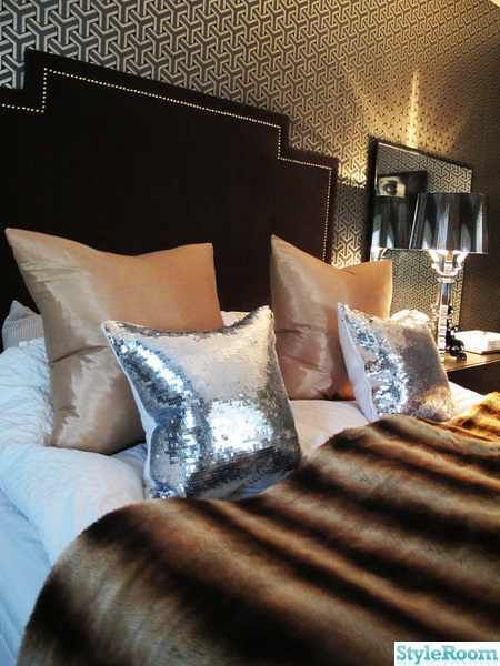 Design Goddess Loves How A Designer Used Our Zambia Throw For A Glam Bedroom Love This Bed Home Apartment Design Luxurious Bedrooms