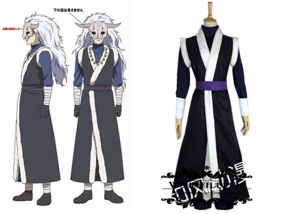 Akatsuki no Yona Shin-Ah Blue Dragon Warrior Fighting Uniform Cosplay Costume
