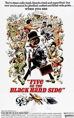 Five On The Black Hand Side - 1973 - Movie Poster