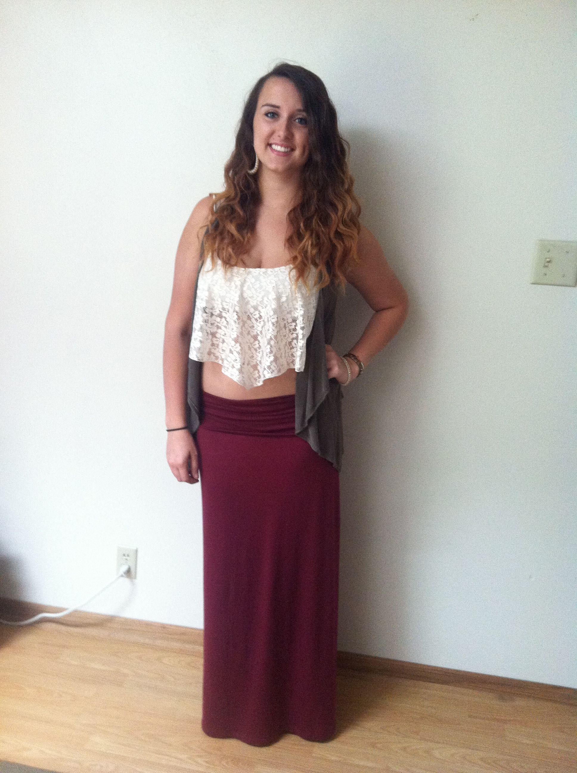 The New Outfit I Wore For My Big Time Rush Concert Meet And Greet