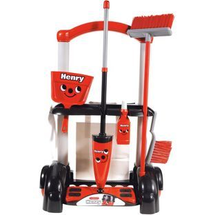 Buy Casdon Henry Cleaning Trolley at Argos.co.uk, visit Argos.co.uk to shop online for Cleaning role play
