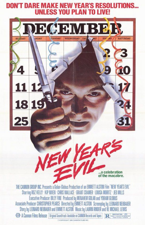 New Year's Evil (1980) Horror, Thriller Movie Directed
