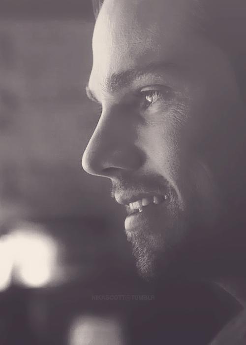 That smile.
