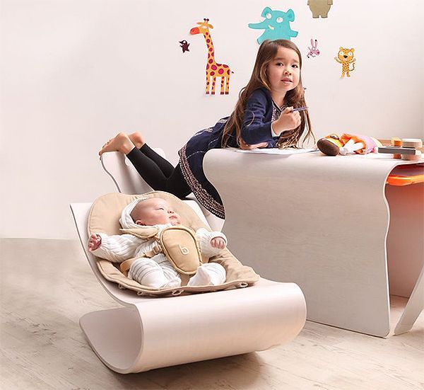 Lovely Bloom Coco Stylewood Baby Lounger Fresh - Review bloom baby Unique