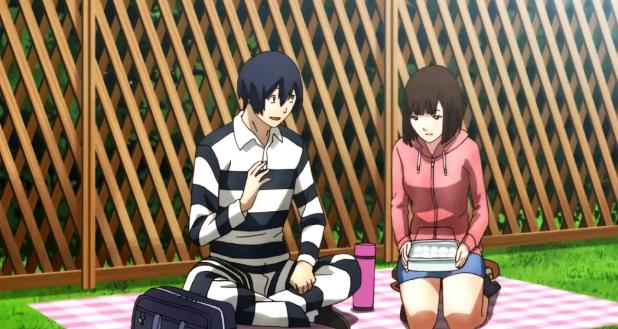 Prison School Characters Prison School' Anime Episode 4