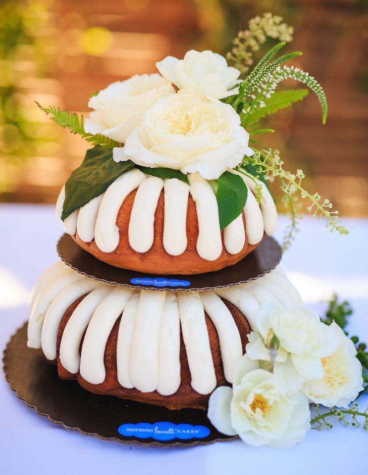 Having wedding cake fatigue try these bundt cakes instead