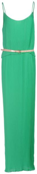 Hoss Intropia Green Long Dress